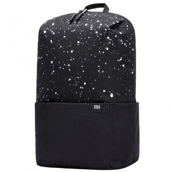 Рюкзак Xiaomi Colorful Mini Backpack Starry Sky черный ZJB4187CN